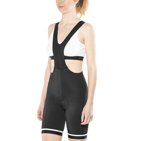 Etxeondo Koma 2 Bib Shorts Women Black/White